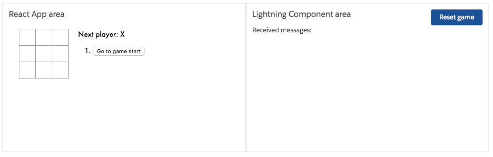 Lightning:container to the rescue – My Salesforce adventure