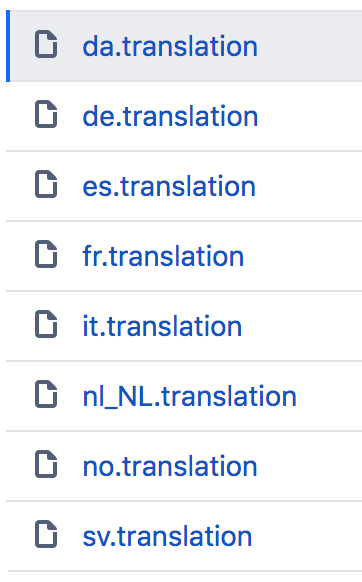 Working with Translation Workbench programmatically – My